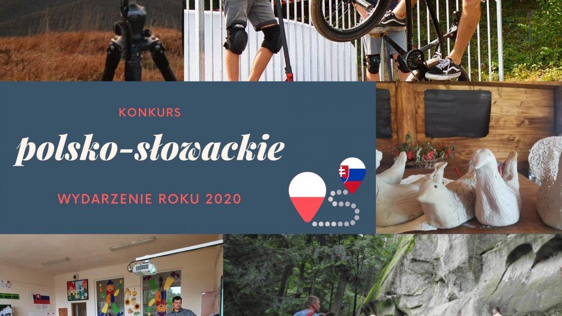 Otwarcie Dróg Wspinaczkowych w Czarnorzekach nominowane do Polsko-Słowackiego Wydarzenia Roku 2020!