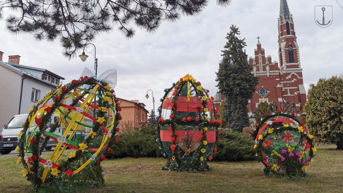 Wielkanocne atrakcje na korczyńskim rynku
