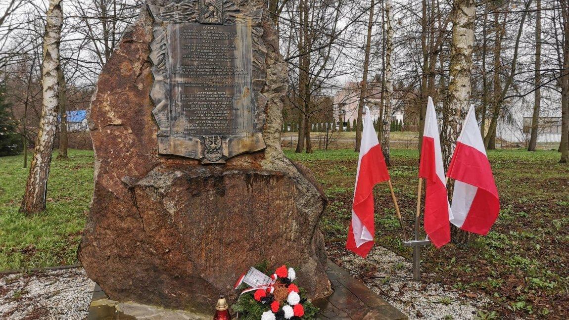 Pomnik pamięci o Ofiarach Zbrodni Katyńskiej