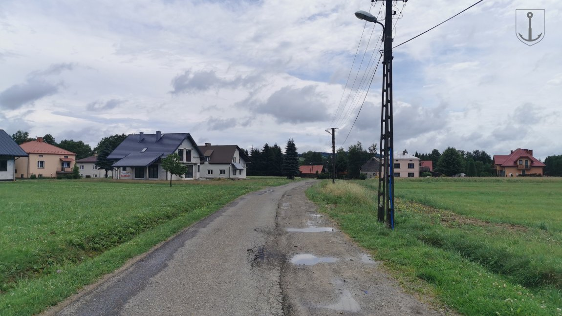Rozpoczynamy przebudowę ulicy Spokojnej w Iskrzyni!