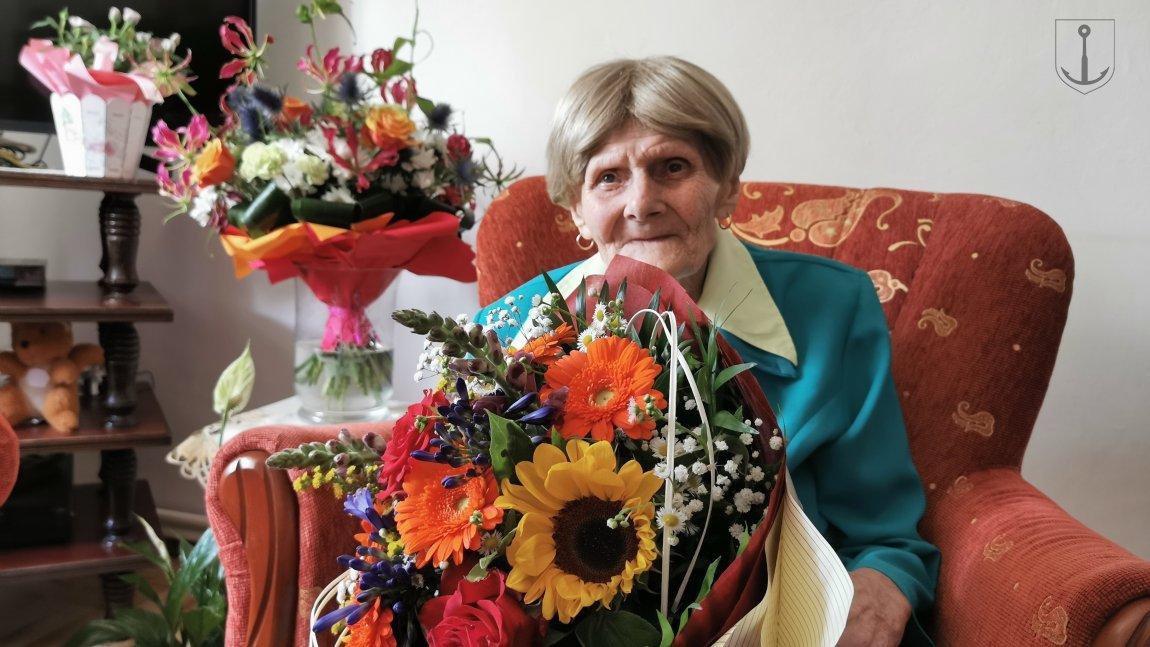 Pracowała przez całe życie – dziś świętuje sto lat!