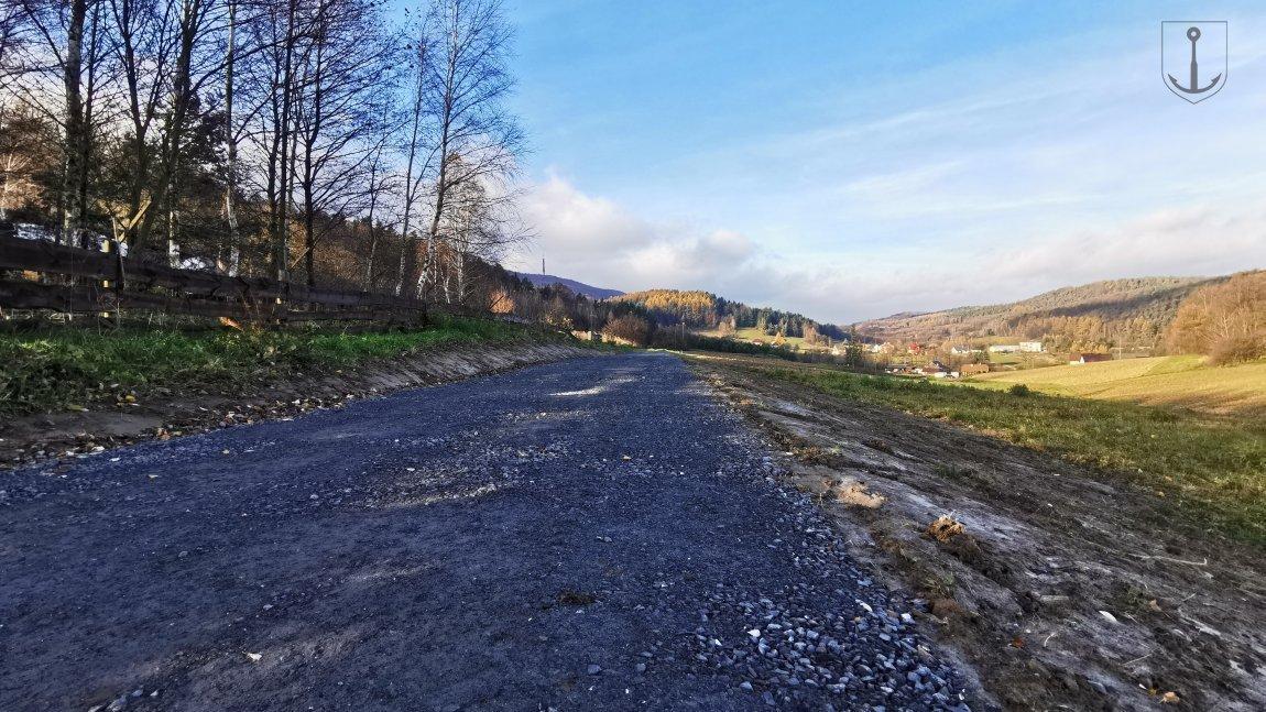 Pozyskaliśmy 65 tysięcy złotych na dofinansowanie dróg rolniczych!