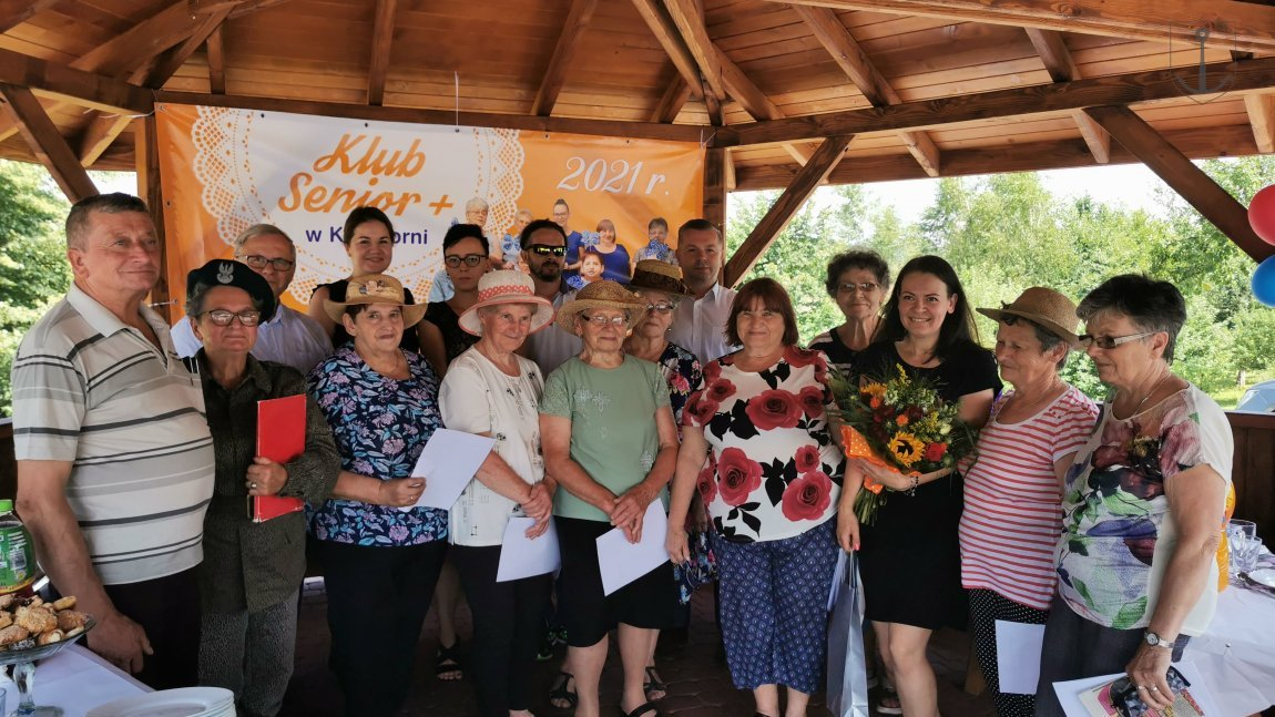 Komborscy seniorzy świętowali pierwsze urodziny swojego Klubu