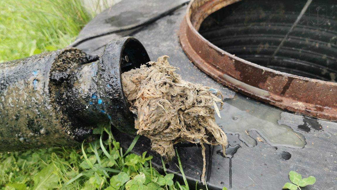 Nieustanne problemy z iskrzyńską kanalizacją