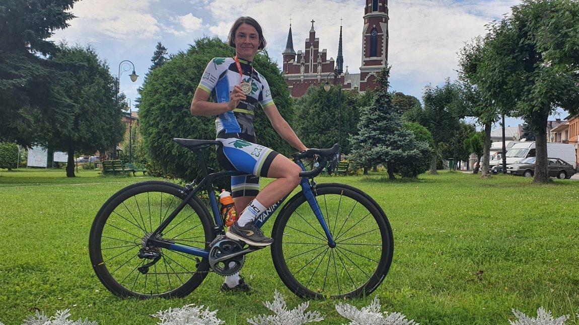 Kamila Wójcikiewicz zdobywa I miejsce Orlen Tour de Pologne Amatorów
