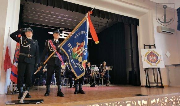 XII Zjazd Oddziału Gminnego ZOSP RP w Korczynie