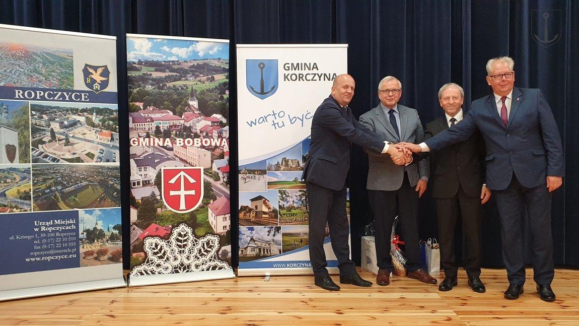 Gmina Korczyna zaprezentowała swoje walory