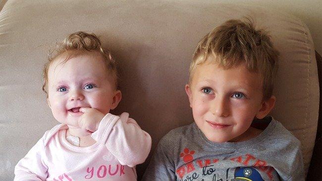Eliza i Szymon - fot. archiwum rodziny.